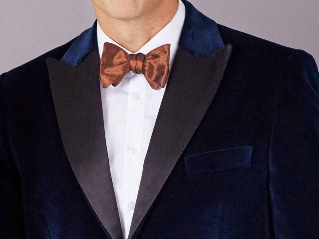 The Connaught Image Bow Tie