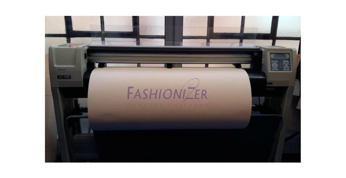 Machine at Fashionizer