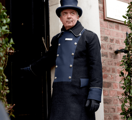 Doorman uniforms