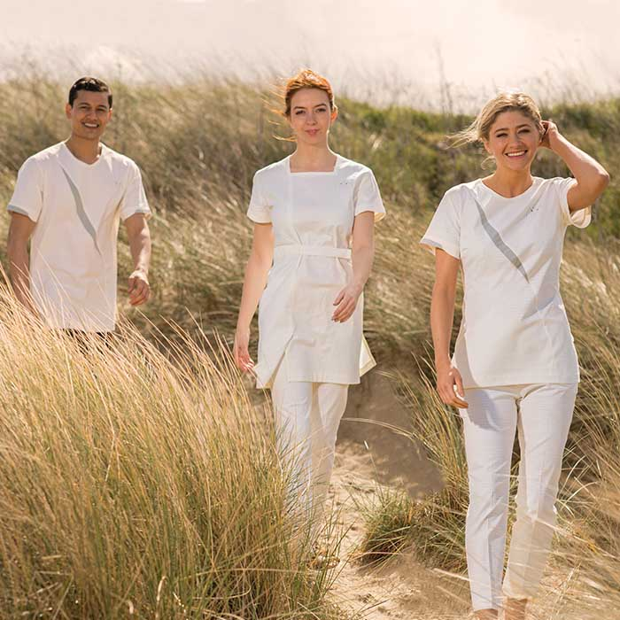 Saray Spa uniforms