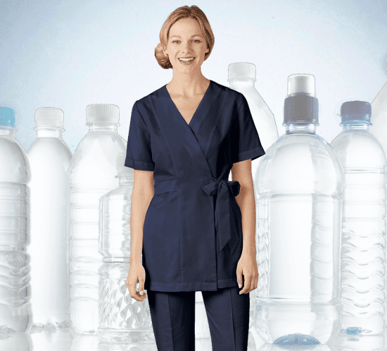 Uniforms for spa and resorts