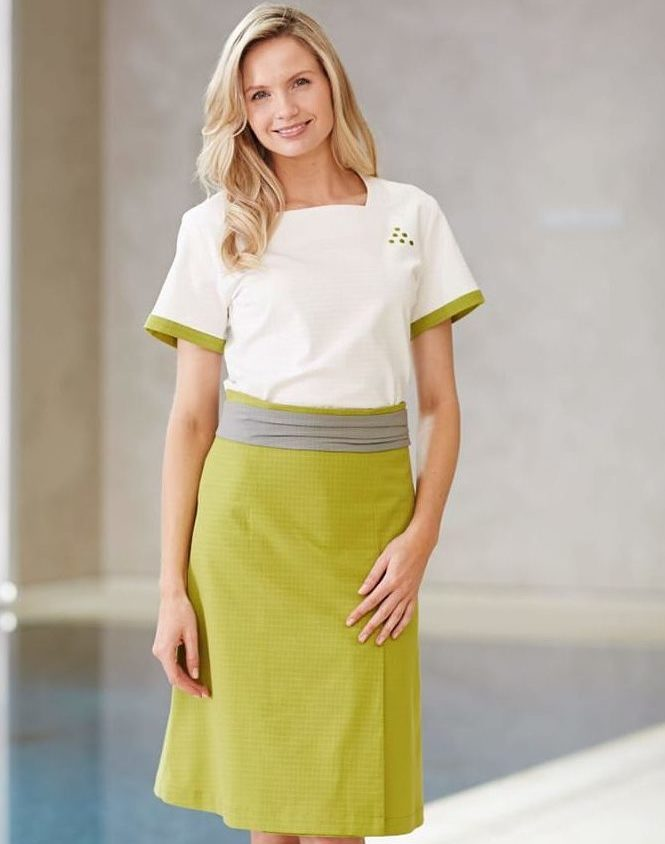 luxury spa uniform supplier